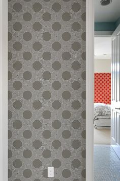 Pattern Wall Tiles by Blik | Apartment Therapy