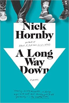 A Long Way Down (Movie Tie-In) Mti, Nick Hornby - Amazon.com