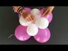 Balloon Table Centerpieces, Ballon Decorations, Birthday Party Decorations, Baby Shower Decorations, Baloon Garland, Baloon Art, Bargain Balloons, Balloon House, Hippie Party
