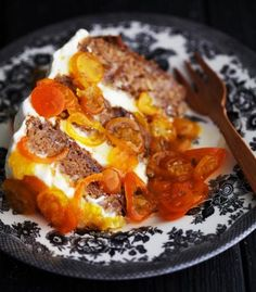 Healthy Desserts: Parsnip Cake with Candied Kumquats