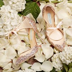 Betsey Johnson  Wedding shoes || Aisle Perfect