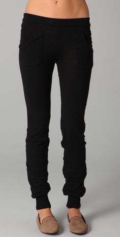 Plush Sweater Leggings   SHOPBOP