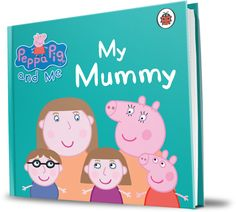 Our personalized Peppa Pig children's books are customized with your child's name and character! Add a personal book dedication to give them the gift of a Peppa adventure! Personalized Books For Kids, Personalized Mother's Day Gifts, Paw Patrol Books, Peppa Pig Books, Snowman And The Snowdog, Book Dedication, Ben And Holly, Customised Gifts, Pig Party