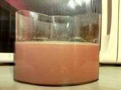 Estratto di melone menta e lime...