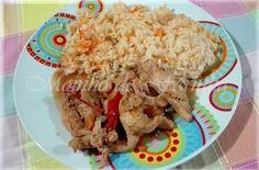 Moinho De Farinha: Tiras de peito de frango c/miolo de camarão