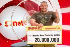 Un número le cambió todo a Rodney que se ganó Gs. 20.000.000 con el #Progresivo sale o sale especial de Reyes