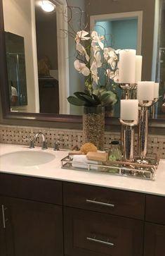 Best Of Bathroom Vanity Tray Decor . Best Of Bathroom Vanity Tray Decor . Pin by Mike Stay Fresh Bathroom Ideas Bathroom Vanity Tray, Bathroom Counter Decor, Bathroom Countertops, Bathroom Spa, Bathroom Ideas, Bathroom Remodeling, Remodeling Ideas, Bathroom Organization, Bathroom Cabinets
