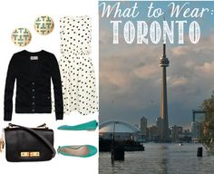 What to Wear in a Toronto Heatwave