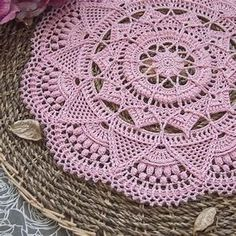 Textured crochet doily with intricate particulars. This sample is written solely directions./American terminology, is labored in rounds and consists of 32 rounds.Textured Crochet Doily (pattern available for purchase)Beautiful crochet doilies by Ир Col Crochet, Crochet Patron, Crochet Dollies, Crochet Afghans, Crochet Home, Thread Crochet, Filet Crochet, Crochet Stitches, Crochet Cardigan