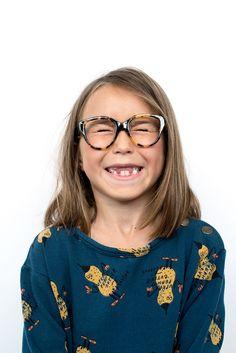 Stylish tortoishell frames from Very French Gansters for kids eyewear winter 2014