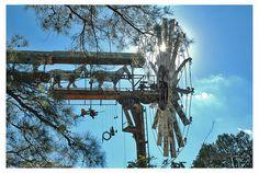 Acid Park, Vollis Simpson's whirligig farm, Lucama, NC
