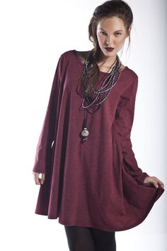 code:32-05-024 Tunic Tops, Blouse, Long Sleeve, Turning, Womens Fashion, Sleeves, Clothes, Shoes, Style