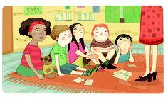 Laura Pérez. Portfolio: http://www.pencil-ilustradores.com/ilustrador.php?id=0000000023