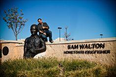 Walmart - Kingfisher, OK (birthplace of Sam Walton)