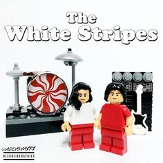The White Stripes LEGO Band