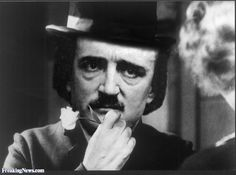 Black and White Movie  -  To celebrate the 200th birthday of Edgar Allan Poe, give anything (movies, paintings, posters) a Poe-inspired theme (from any of his stories), or make an illustration to any of the Poe's stories.