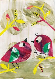"Yulia Gwilym, illustration for ""Sobotyuk""."
