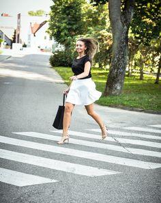 Stylizacja The busy women dodana przez blogerkę modową Impresssja