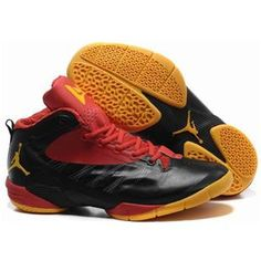 6f16a648ab2 Jordan Fly Wade 2 EV Dwyane Wade Shoes Red Black Orange Sport