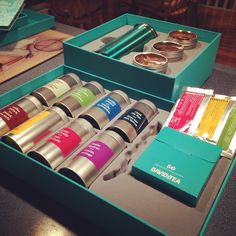 """(by you): """"What tea should I driiiiink, it's tea day, tea day, everyday is DAVIDsTEA day."""" - Chelsea Lopes"""