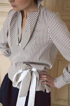 Блузка наездницы