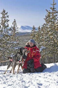 nunavut dog sledding