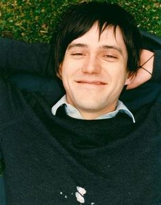 Conor Oberst makes me infinitely happy. Conor Oberst, Bright Eyes, Day Of My Life, Playing Guitar, Poses, My Boys, Your Hair, People, Rock Stars