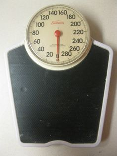 We've come a long way. Those Were The Days, The Good Old Days, Medan, Floor Scale, Newly Married, Good Ole, Vintage Scales, Bathroom Scales, I Shop