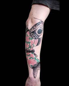 "TORG on Instagram: ""🌑Original koi fish with kimono🌑 Merci Manoel ! . . . . #koi #koifish #koifishtattoo #koitattoo #kimono #chrysanthemum #blackandgrey…"" Koi Fish Tattoo, Chrysanthemum, Black And Grey, Kimono, The Originals, Tattoos, Instagram, Coy Tattoo, Tatuajes"