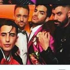 Adam Lambert Instagram | Adam Lambert // The Original High