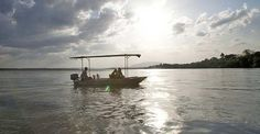 Rufiji River, Selous Game Reserve, Tanzania