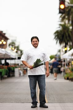 Farm to Fabled Cuisine at FIG Restaurant in the Fairmont Miramar Hotel & Bungalows in Santa Monica   Ray Garcia, Chef & Owner