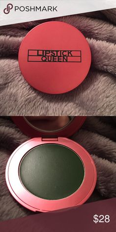 NWOB Frog prince blush Lipstick queen Cream blush that looks green but adjusts to your ph to turn into a pretty pink 😻 never used! Without box Lipstick Queen Makeup Blush