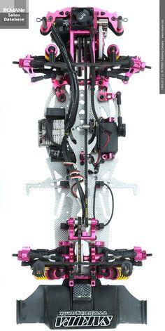 SA091_Yokomo Good Year GRX130 Mark X Drift Package D1 Version Drift Car RC Body, 3 Racing Sakura D3 Drift Car 4WD Chassis, 1/10 EP 3-Belt-Driven,, Length: 465mm,Width: 195mm,Height: 132mm, Wheel base: 260mm - Supplier/ DIY Bodyworks by: Joe Lo(HK)