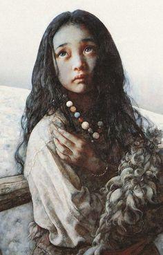 Ai Xuan (艾軒; b1947, Jinhua, Zhejiang Province, China)   PIN made by RomANikki