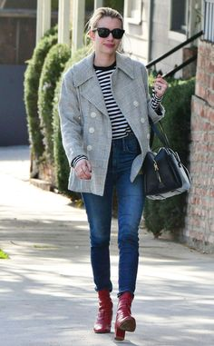 Emma Roberts from The Big Picture  The actress is seen looking stylish while out and about in Los Angeles.