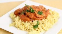 Indian Inspired Butter Chicken Recipe - Laura in the Kitchen