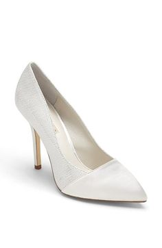 Menbur Pointy Toe Pump available at #Nordstrom
