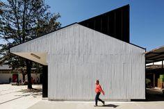 Colegio Alianza Francesa Jean Mermoz,© Nico Saieh