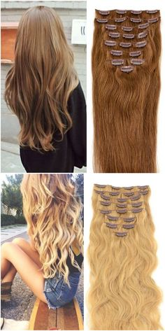 Like this gorgeous and stylish hair extensions? Go for more choice.