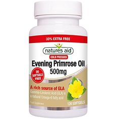 Natures Aid Promotional Packs Epo 500Mg 120 Capsules 33% Extra Fill *** Visit the image link more details. (This is an affiliate link) #VitaminsDietarySupplements