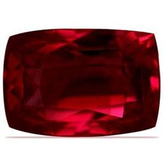 3.11 Carat Untreated Loose Ruby Cushion Cut Gemstone (GIA Certificate)