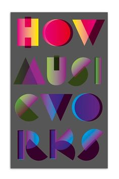 use of colors. #typography