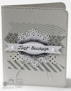 Psycho Moms Scrapbooks: Washi Cards