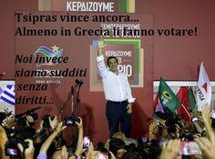 Tsipras Vince ancora e continua la sua lotta! Almeno in Grecia è ancora permesso votare! A NOI NO! http://jedasupport.altervista.org/blog/politica/tsipras-vince-ancora-grecia-vota-noi-no/#