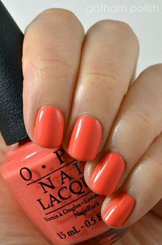 OPI in Toucan Do It If You Try (Brazil Collection Summer 2014)