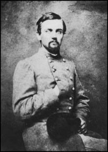 Confederate General James Dearing was mortally wounded at the Battle of High Bridge and may have become the last officer to die in the war...
