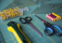 Awesome workshop on the ins and outs of Quilting Tools! with Liza Lucy