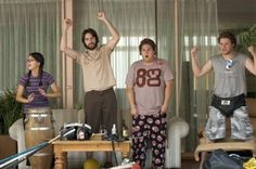 Charlyne Yi, Martin Starr, Jonah Hill & Seth Rogan ~ Knocked Up Facts About People, Misery Loves Company, Jonah Hill, Movies Worth Watching, Thought Catalog, Good Wife, Best Friends Forever, Annoyed, Girly Things