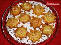 Pastelitos de membrillo (sin gluten)